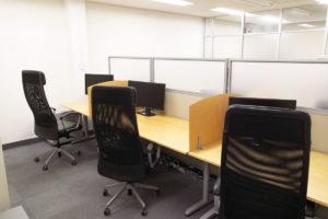 武蔵浦和 シェアオフィス「MyDeskSpace」