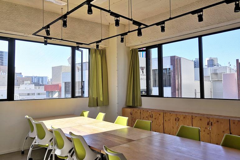 浦和のコミュニティスペース「ONVO SALON うらわ」 貸し会議室1
