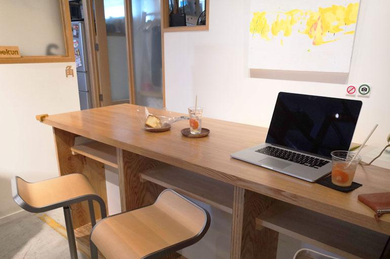浦和のコミュニティスペース「ONVO SALON うらわ」オープンスペース