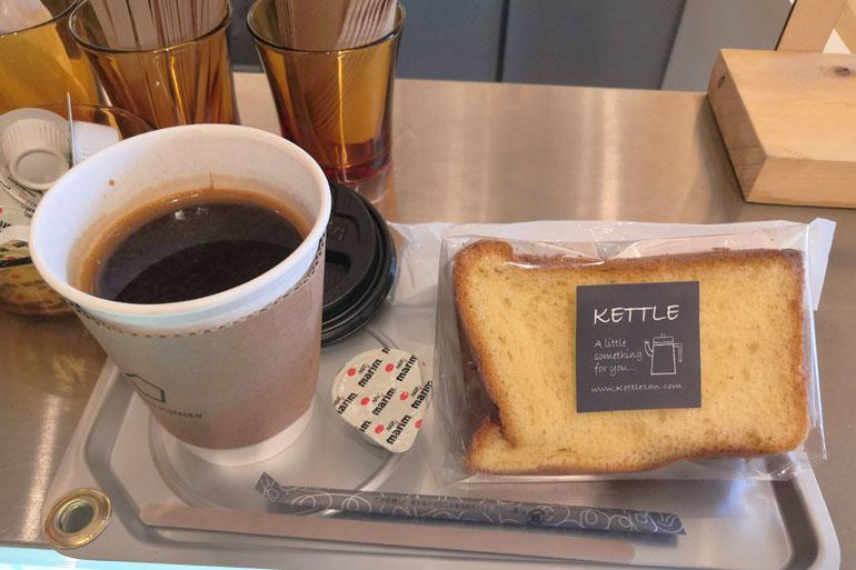 浦和のコミュニティスペース「ONVO SALON うらわ」 5senses espressoとCAFE & DELI ケトル