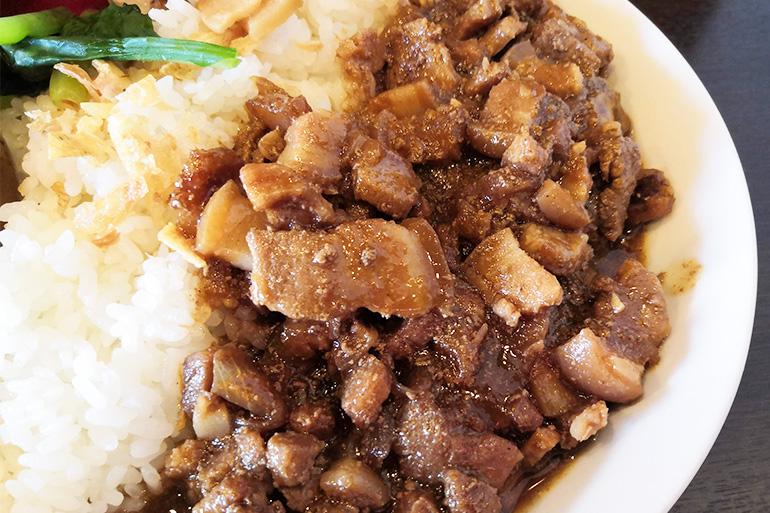 北浦和 台南食堂 魯肉飯