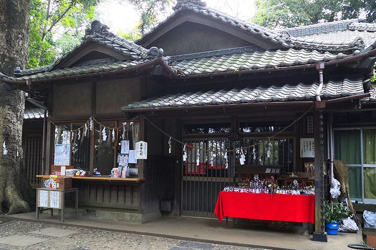 氷川女體神社