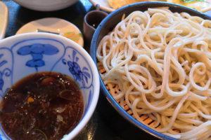 浦和の超人気そば屋「分上野藪 かねこ」の平日ランチ限定そば定食がホント美味