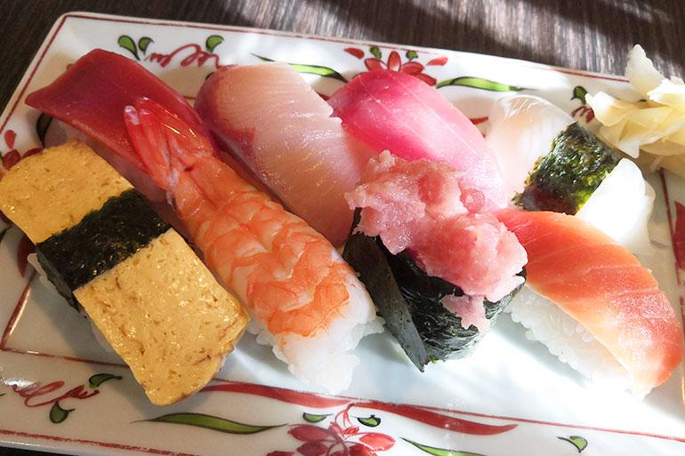 浦和駅西口 玉蔵院近く「鮨ダイニング中野」の寿司ランチがコスパ高い