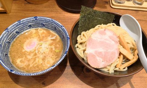 あっさり系Wスープがウマい「舎鈴 ビーンズ武蔵浦和店」毎日食べられる美味しいつけめん