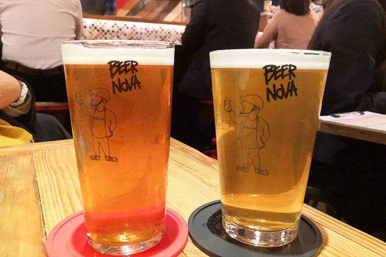 1周年記念アニバーサリービール