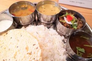南浦和「ボリカレー」本格的な南インドカレーが食べられるお店