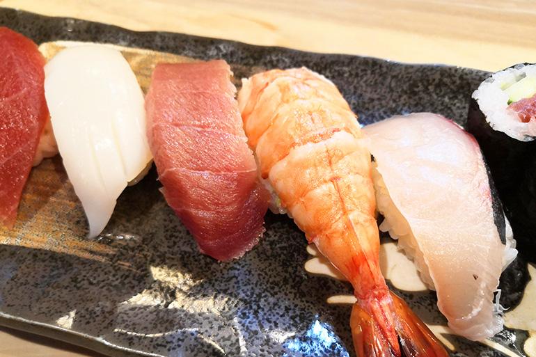 おひとり様ランチにも!浦和駅東口「冨士寿司」のランチがお得でウマい