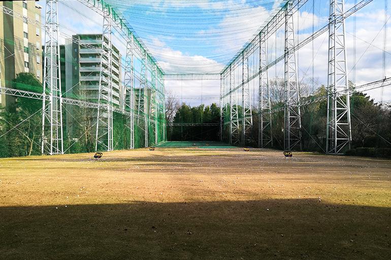 グリーンパーク浦和 練習場