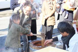 お正月特別企画!鹿島湯で餅祭りをテーマに「銭湯遊び」1月13日開催