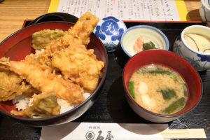 浦和の老舗割烹「料理処 石屋」の穴子天丼ランチがお得すぎてオススメ