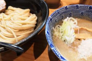 西浦和「自家製麺 TANGO」他にはない!超濃厚どろどろスープのつけ麺
