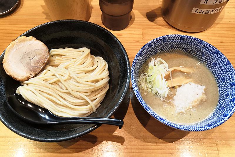 西浦和TANGO つけ麺