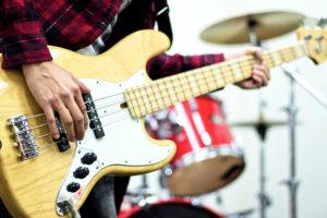 北浦和「つかりょ音楽教室」ギター・ベース・ドラムが学べる個人レッスン開講
