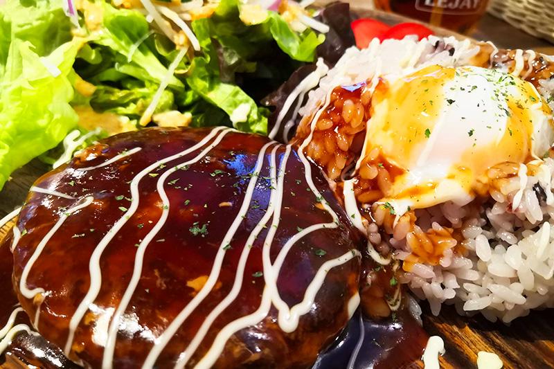 東浦和「087cafe(オハナカフェ)」のランチプレートがめちゃ美味しかった
