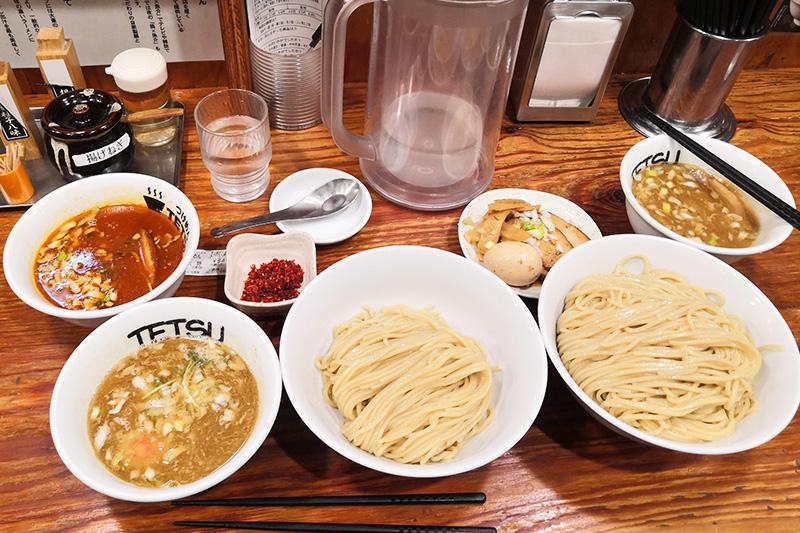 浦和「つけめんTETSU さいたま特別版」閉店を惜しむ声