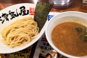武蔵浦和の人気店「つけ麺 津気屋 」極つけ麺がマジでウマい