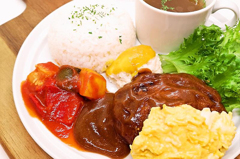 南浦和「Cafe Sangria(カフェ サングリア)」