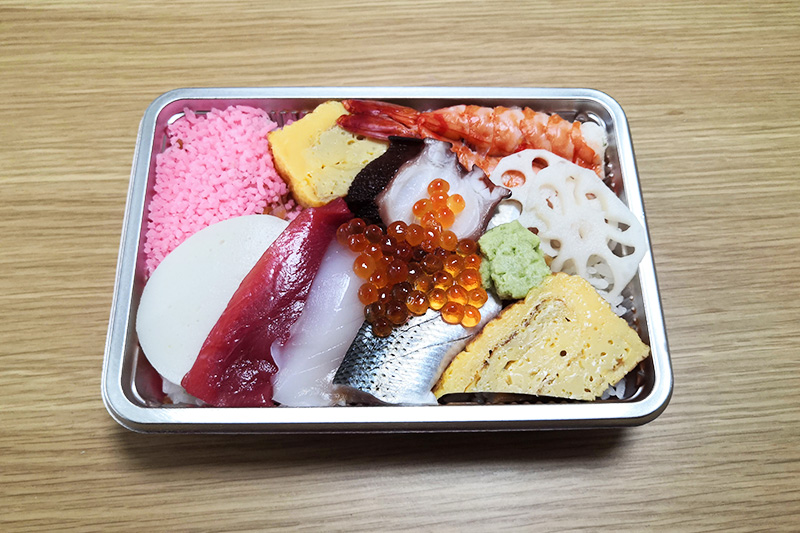 浦和駅東口 勇寿司本店 テイクアウト海鮮丼