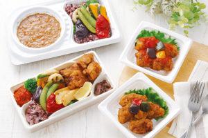 ダイエットやアンチエイジングにも!クイーンズ伊勢丹で「ケアリングフード」弁当や惣菜が新登場