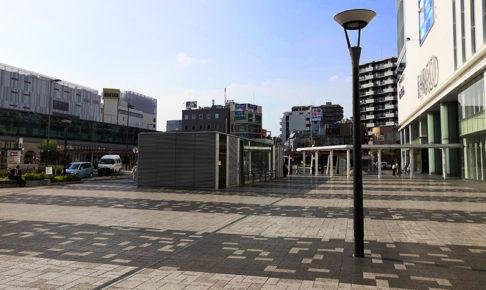 浦和パルコ前にイートインスペース登場「URAWA SUMMER TERRACE」8月8日〜14日まで開催