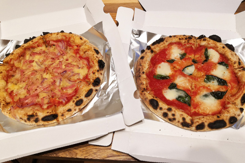 PIZZERIA VINOMESSE(ピッツェリア ヴィノメッセ) ピザ