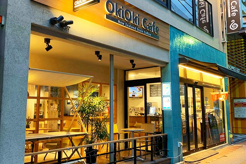 OkiOki Cafe店頭販売