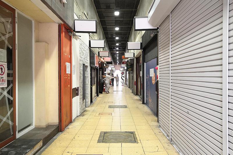 ナカギンザの蕎麦屋「庵 浮雨(あんぷう)」6月13日で閉店へ