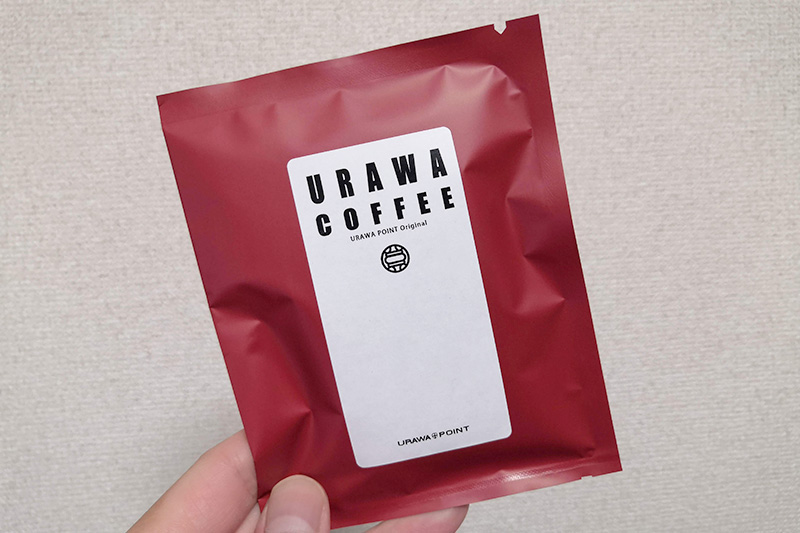 URAWA COFFEE 赤