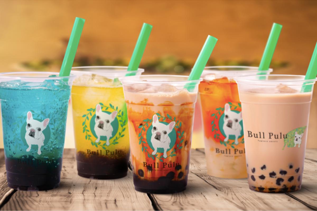 タピオカ専門店「Bull Pulu(ブルプル)」アトレ浦和に8月オープン