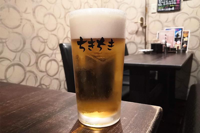 生ビール(ブラウマイスター)