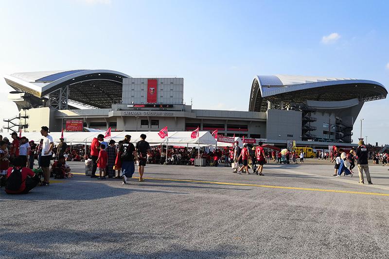 浦和レッズのホーム戦ペアチケットが当たる!8月の3試合ペア2組ずつ、埼玉スタジアムにご招待