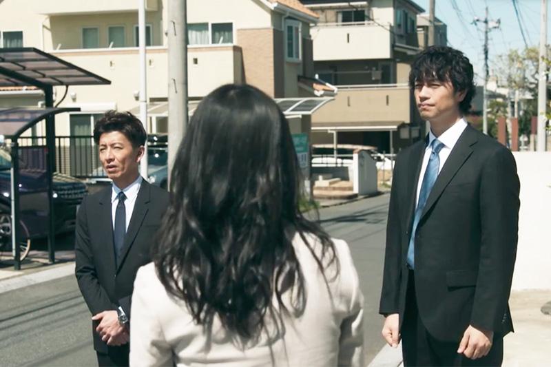 第二章(2020年)BG~身辺警護人~第二話で浦和がロケ地として使われました