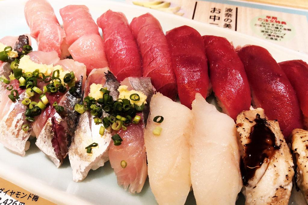 浦和パルコ「すし波奈」8月31日まで期間限定食べ放題開催中!