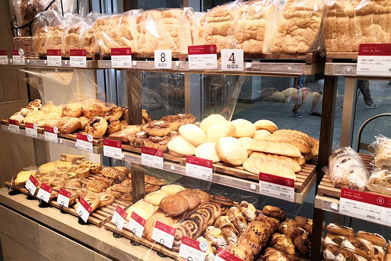 ブーランジェリーブルディガラ アトレ浦和店 パン