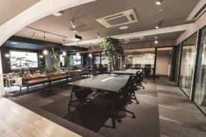 法人向けサテライト型シェアオフィス「H1T」浦和駅前に8月19日オープン