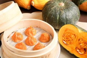 小籠包専門店「京鼎樓」で秋の味覚を!カボチャの小籠包が期間限定発売。アトレ浦和でも