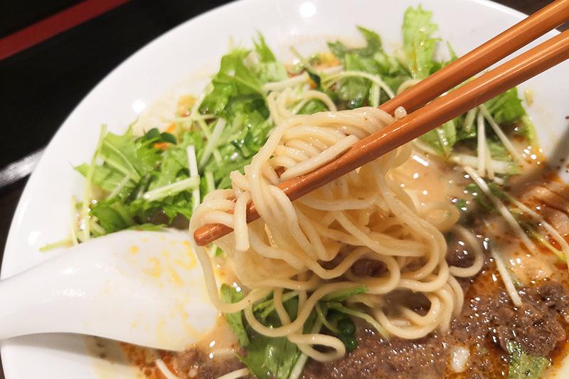 阿吽の担担麺