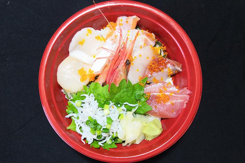 魚や一丁 テイクアウトの一丁海鮮丼