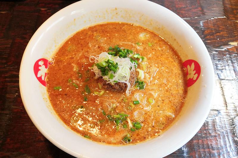 和浦酒場 弐 麻辣坦々麺
