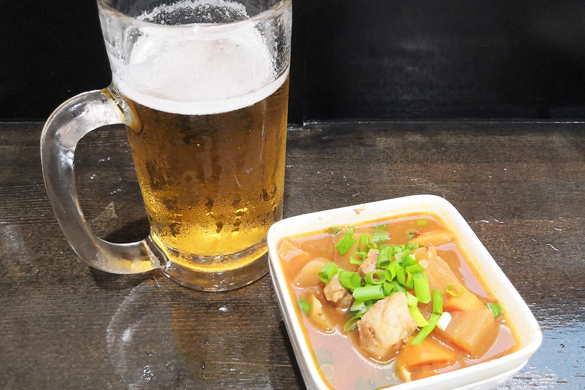北浦和の気軽に行ける立ち飲み「よってこや」せんべろセットが安くて最高!