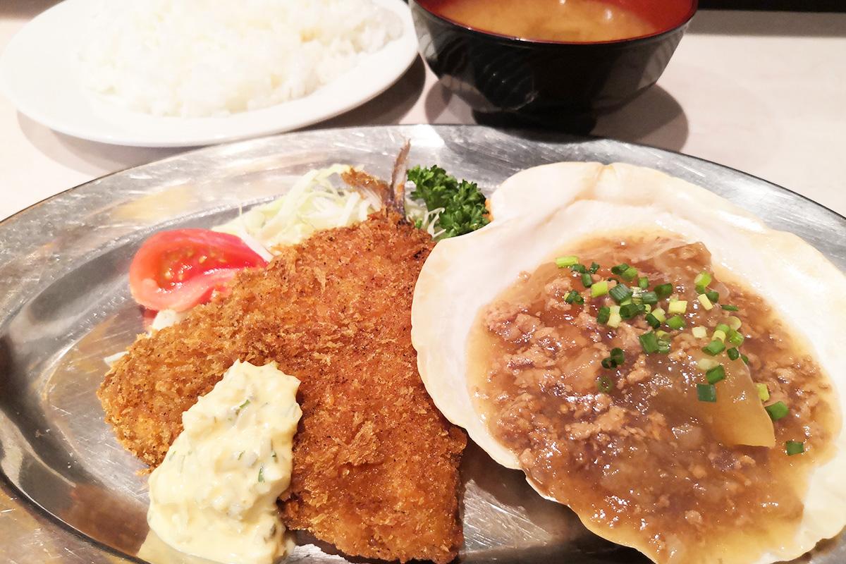 北浦和の老舗洋食店「キッチンきく」ワンコインの日替わりランチ