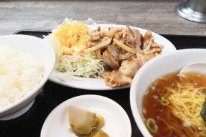 南浦和の人気町中華「丸八」の日替りサービスセットがお得すぎてお腹いっぱい