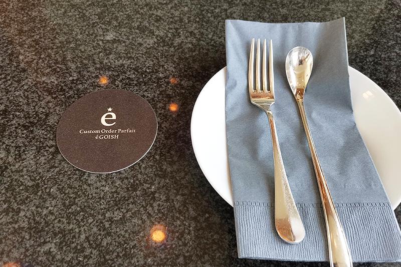 éGOISH(エゴイッシュ)テーブル