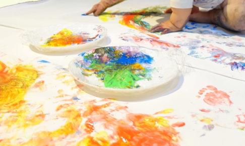 未来あそびラボ、4歳〜6歳対象の「科学あそび×ぐちゃぐちゃ遊び」を8月に開催