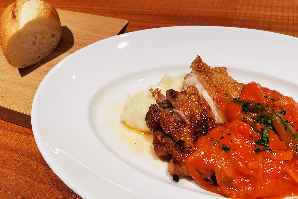 浦和のビストロフレンチ「Oh LàLà(ウララ)」レポ!美味しい料理とおしゃれな空間