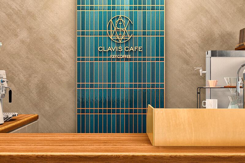 浦和伊勢丹1階「CLAVIS CAFE(クラビスカフェ)」KEYCOFFEE系列のカフェが12月15日オープン