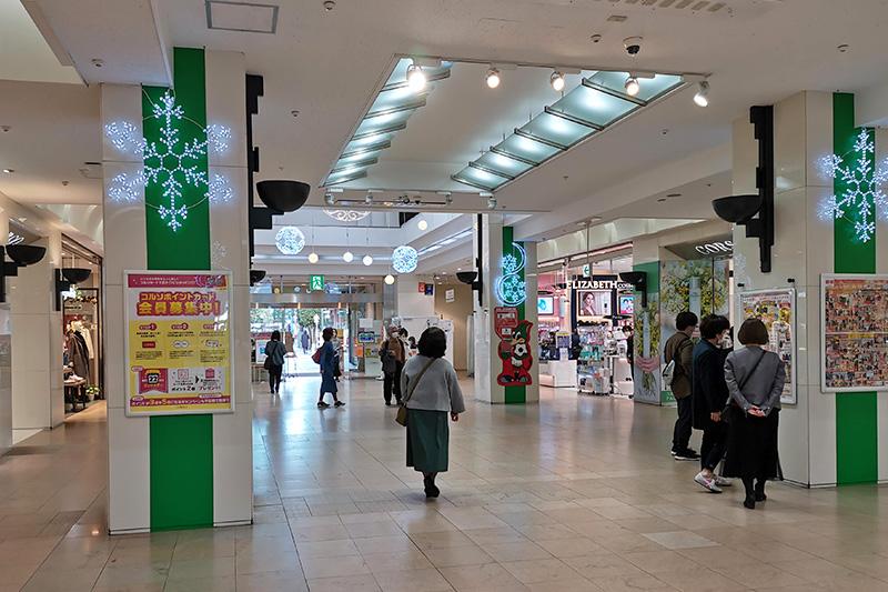 浦和コルソ1階で「クリスマスマルシェ」12月13日開催!