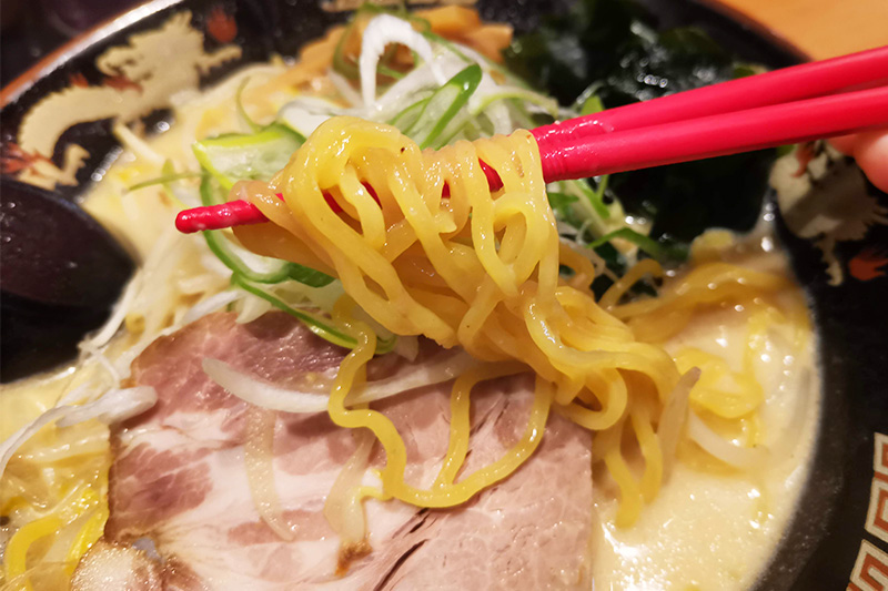 味噌ラーメン専門「北海道らーめん ひむろ 南浦和店」札幌味噌ラーメン卵麺