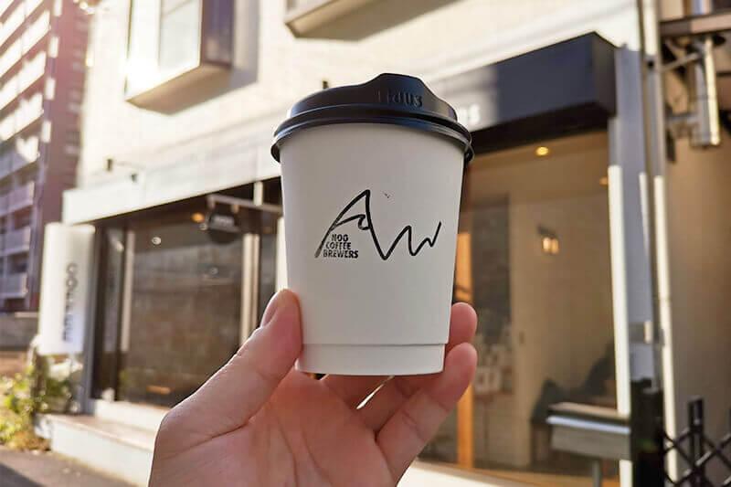 浦和 NOG COFFEE BREWERS(ノグコーヒーブリュワーズ)|コーヒー屋さん